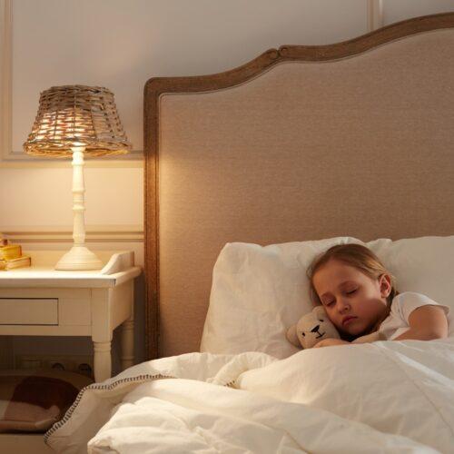 Czy dobry materac wpływa na jakość snu naszego dziecka? Sprawdź modele dostępne u autoryzowanego dystrybutora marki Hilding.